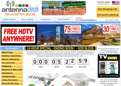 Antenna Deals