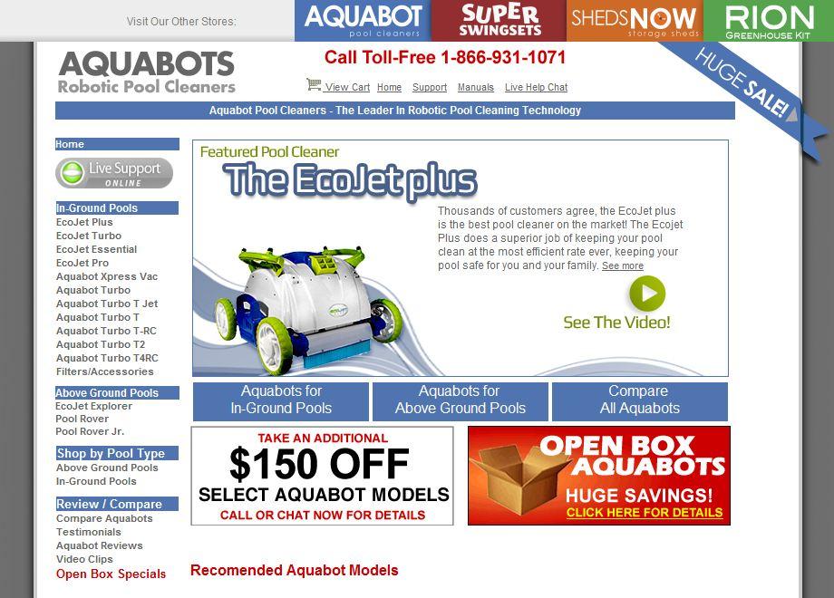 Aquabots.net