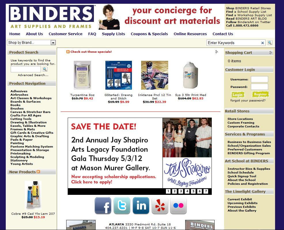 Bindersart.com
