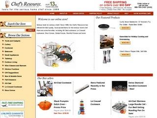 Chef's Resource