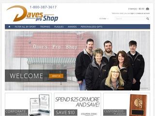 Dave's Pro Shop