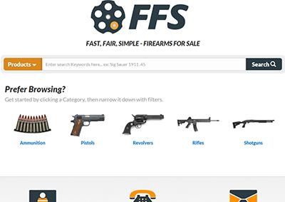 Firearms For Sa