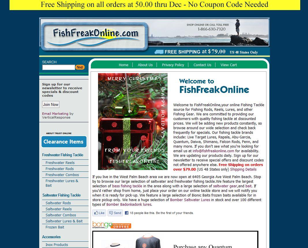 Fishfreakonline
