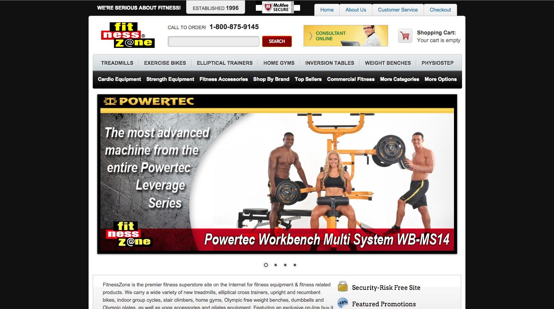 FitnessZone.com