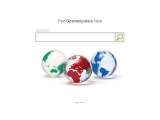 GPS Computer Se