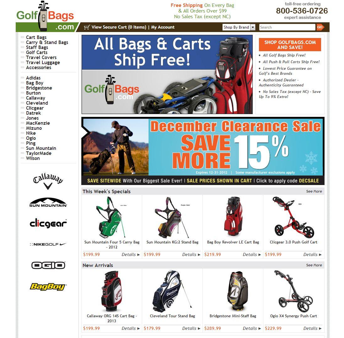 Golfbags.com