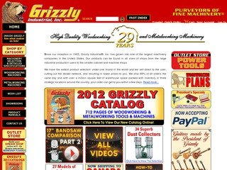 Grizzly Industr