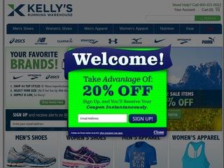 Kelly's Running