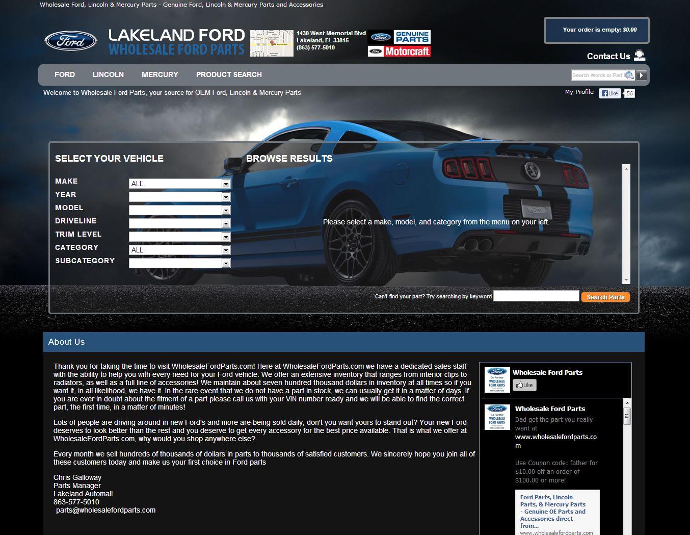 Lakeland Ford P
