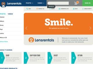 LensRentals.com