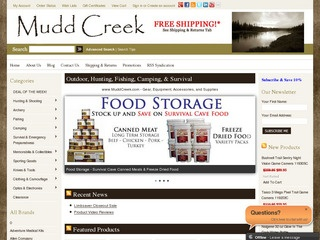 Mudd Creek