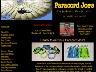 Paracord Joes