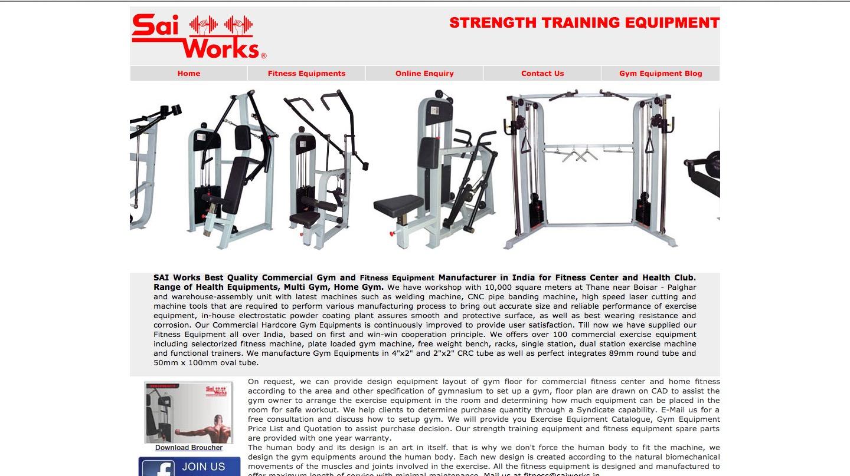 Sai Works Fitne