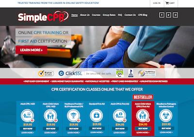 SimpleCPR.com