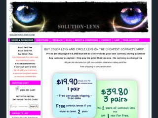 Solution-Lens.c