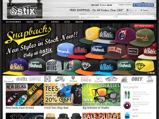 Stix Ride Shop
