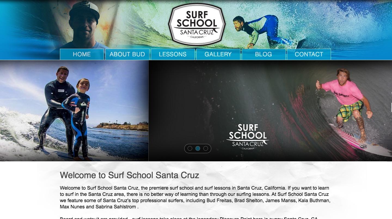 Surf School San