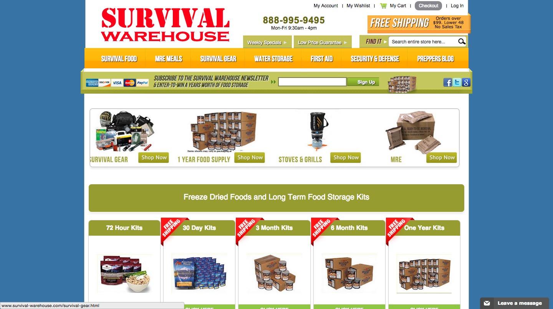 Survival Wareho