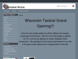 Wisconsin Tacti
