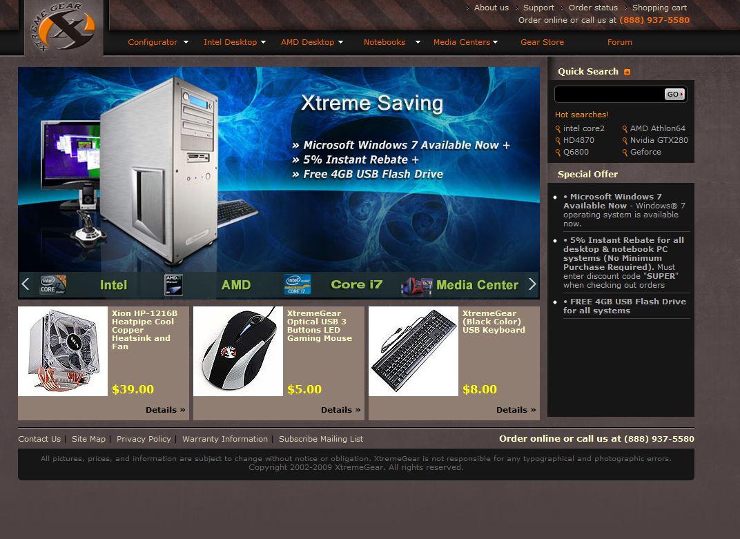 XtremeGear.Com