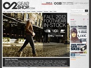 o2gearshop.com